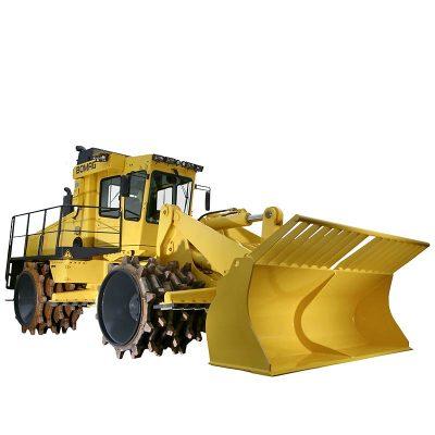 Kompaktor odpadu BC 772 RS-4